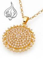 circle pendant