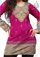 Beautiful Indian Tunic - Ameera
