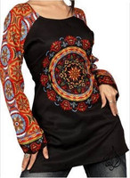 Beautiful Indian Kurti scoop neck
