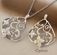 Beautiful Flower Pendant