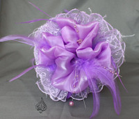Victorian Medium Flower Hair Clip