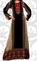 Beautiful Indian Caftan in Black