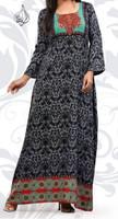 long caftan - woman dress