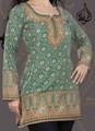 Indian Kurti Tunic Hip Length