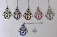 Long Hijab dangling Pins