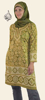 Very long Indian Kurti Tunic