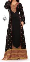 royal dress Indian caftan