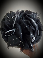 Khaleeji Hair Flower Clip | Volumizer | Fascinator