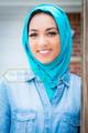 Jersey Cotton Muslim Scarf