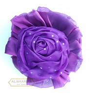 Khaleeji Hair Clip | Volumizer Purple