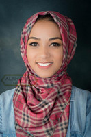 Flipside Scarves, Double-sided Scarf, Hijab