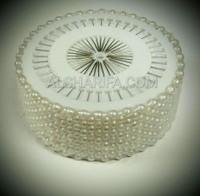 Dressmaking Pinwheel, Hijab pins, ivory head pin, pearl white only