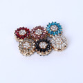 Magnetic pins Floral