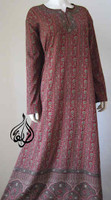 Long Caftan - Alia Ruby
