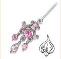 CZ Hijab Pin [APN-009]