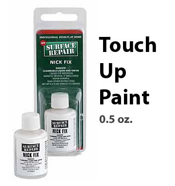 Nick Fix Touch Up For Acrylic Gelcoat Porcelain Enamel
