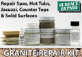 Small Granite Spa/Hot Tub Acrylic Repair Kit