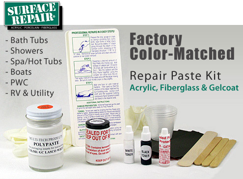 Fiat Products Bath Tub And Shower Repair Kit