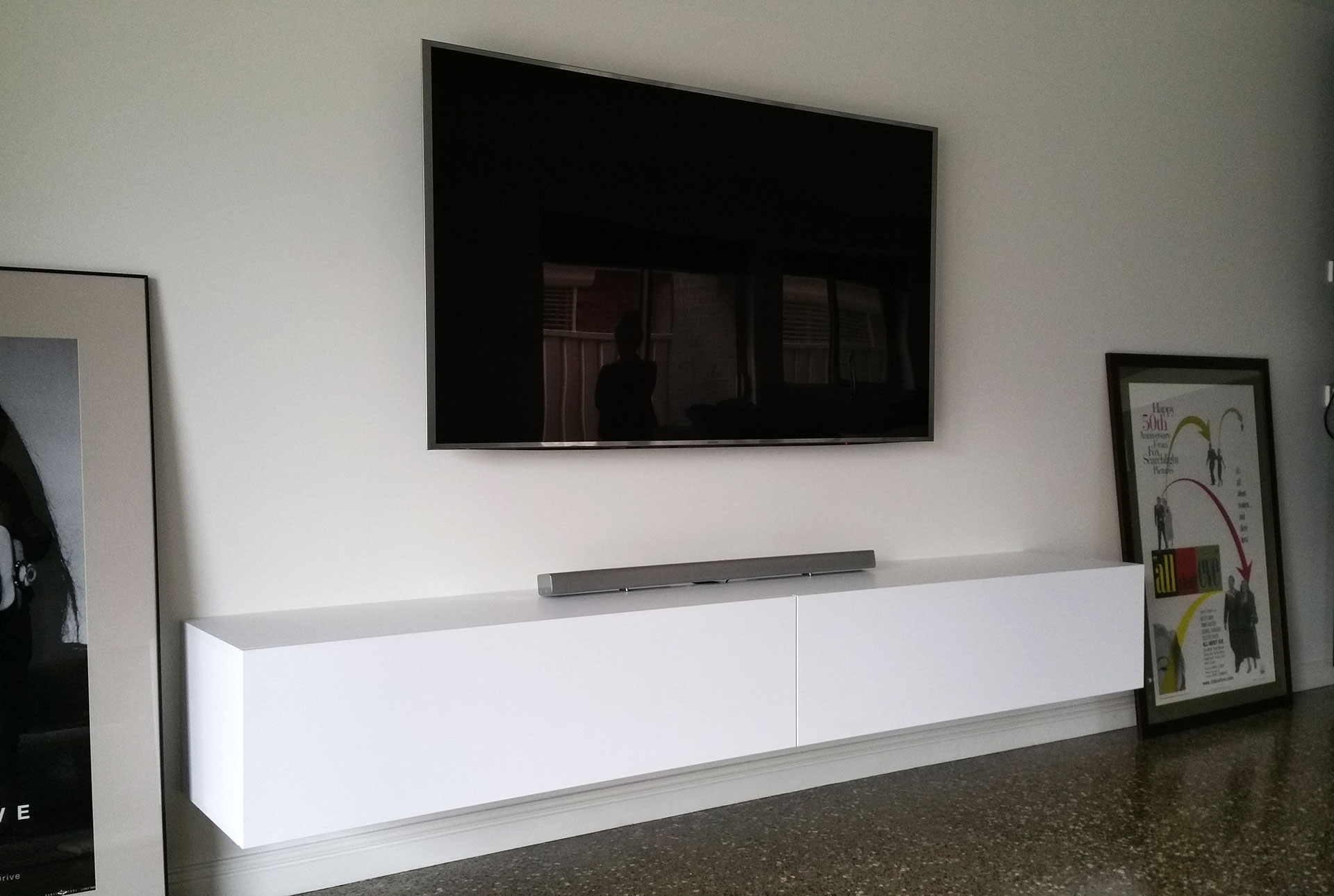 modern floating tv units and tv cabinets tv stands for