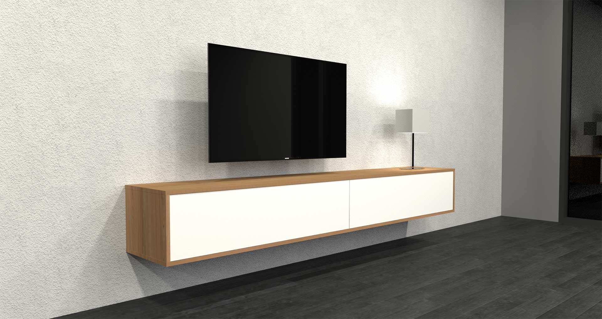 floating tv units