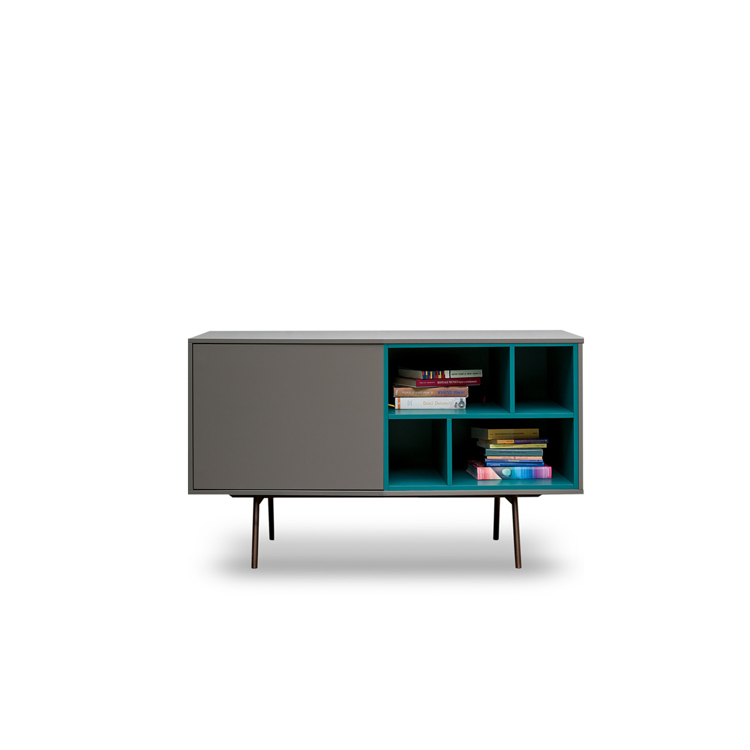 ... Italian Contemporary Furniture Grey Modern Short Sideboard For  ...