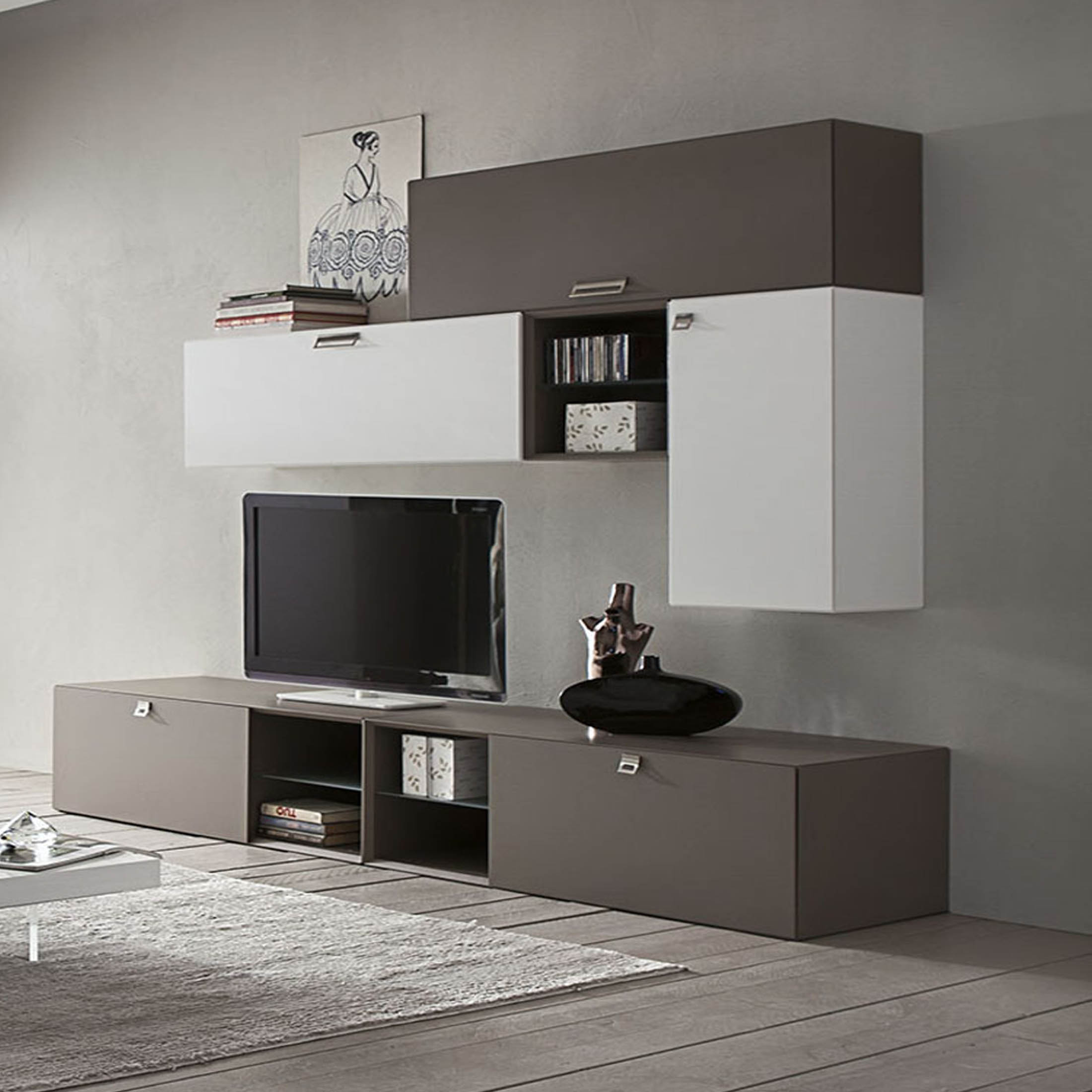 ... Italian Modern Furniture Lego Wall Mounted Bookcase Tv  ...