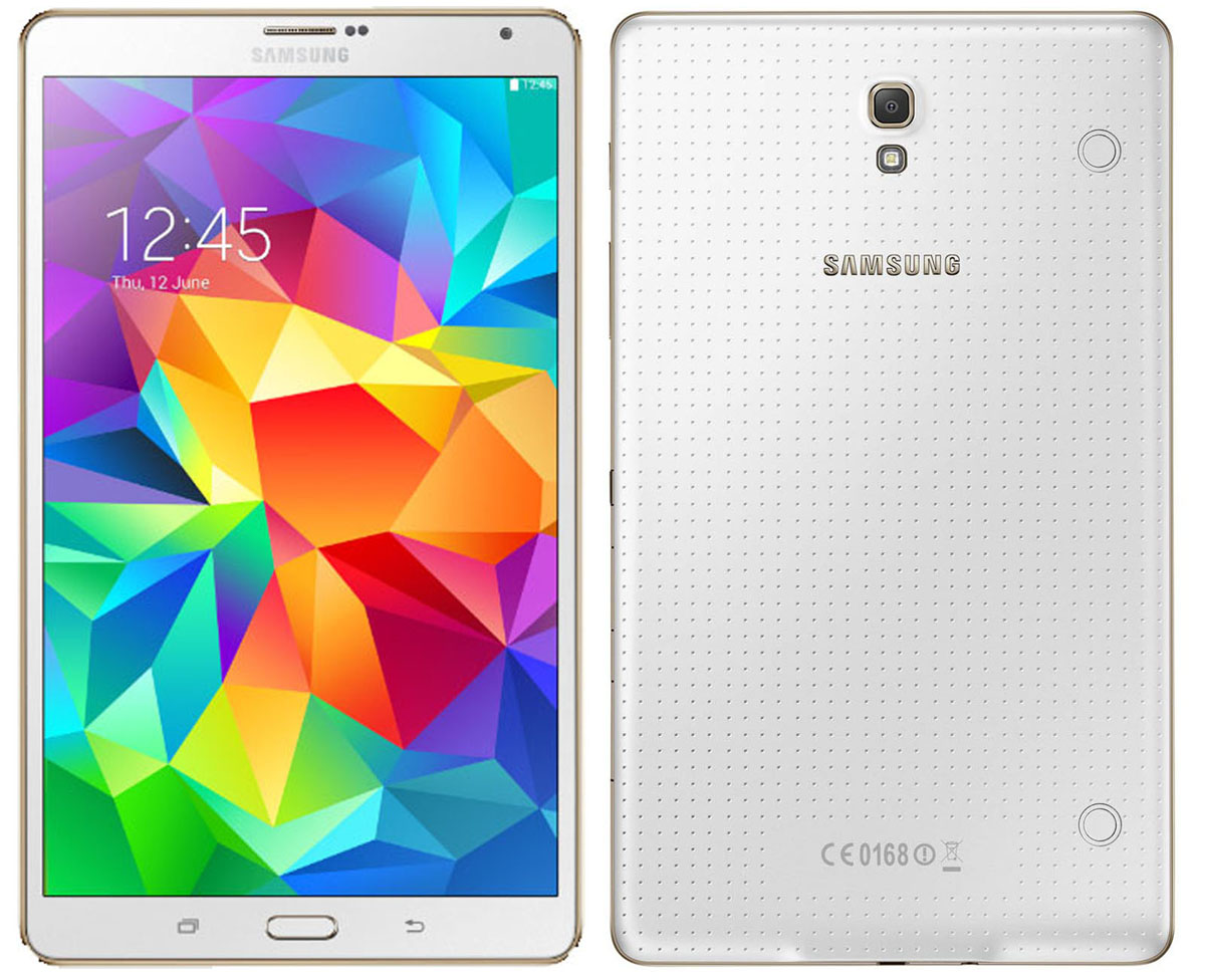 Samsung Tab S 8.4 LTE sm-t705 3gb 16gb 8.0mp Fingerprint 8.4