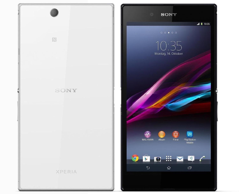 Sony Xperia Z Ultra C6833 2gb  16gb Purple  Black  White Android 4g Gps Smartphone