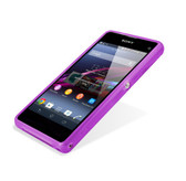 "sony xperia z3 purple 3gb ram 16gb rom 20.7mp camera 5.2"" screen android phone"