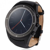 "k10 gps smart watch mtk6572 black 1.4"" touch screen bluetooth 4.0 gsm/3g/wifi"