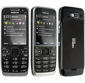 nokia e52 3.2mp camera black unlocked smartphone + free gifts