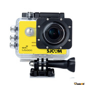 "sjcam sj5000 wifi novatek 96655 yellow 2.0"" screen hd 1080p action sports camera"