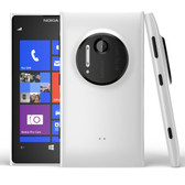 nokia lumia 1020 white latest model 32gb gsm windows smartphone + free gifts