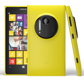 nokia lumia 1020 yellow model 32gb  unlocked gsm windows smartphone + free gifts