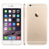 apple iphone 6 plus unlocked 64gb 1gb 8mp gold ios 12 4g smartphone