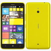 nokia lumia 1320 rm-994 8gb rom 1gb ram 5mp camera unlocked yellow smartphone