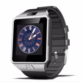 dz09 smart watch bluetooth nfc sim card tf card music for android ios windows