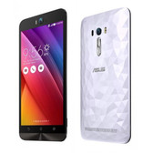 "asus zenfon selfie 1.5ghz octa core 5.5"" screen android 5.0 lte white smartphone"
