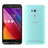 "asus zenfon selfie 1.5ghz octa core 5.5"" screen android 5.0 lte green smartphone"