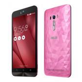 """asus zenfon selfie 1.5ghz octa core 5.5"""" screen android 5.0 lte pink smartphone"""