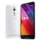 """asus zenfone 2 white 4gb 64gb quad core 5.5"""" screen android 5.0 4g lte smartphone"""