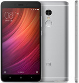 "xiaomi redmi note 4 gray 3gb/64gb 5.5"" fhd screen android 6.0 4g lte smartphone"