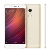 "xiaomi redmi note 4 gold 3gb/64gb 5.5"" fhd screen android 6.0 4g lte smartphone"
