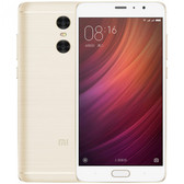 "xiaomi redmi pro gold 3gb/64gb 2.5ghz 5.5"" hd screen android 6.0 lte smartphone"