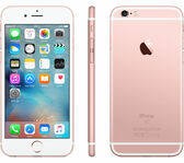 "apple iphone 6s unlocked rose gold 2gb/16gb 1.8ghz 4.7"" hd screen ios 12 smartphone"