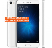 xiaomi mi5 3gb ram 32gb rom 16 mp quad core android 4g lte white smartphone