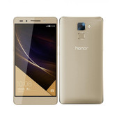 huawei honor 7  gold 3gb 16gb 20 mp android 5.0 4g lte unlocked smartphone