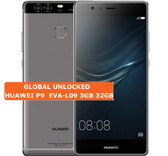 huawei p9 3gb / 32gb eva-l09 12mp single sim android 6.0 4g smartphone