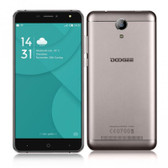 "doogee x7 pro 2gb/16gb gold 1.3ghz 6.0"" hd screen android 6.0 4g lte smartphone"
