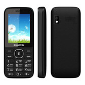 "haweel x1 mobile phone black 2.4"" 1500mah dual sim big speaker"
